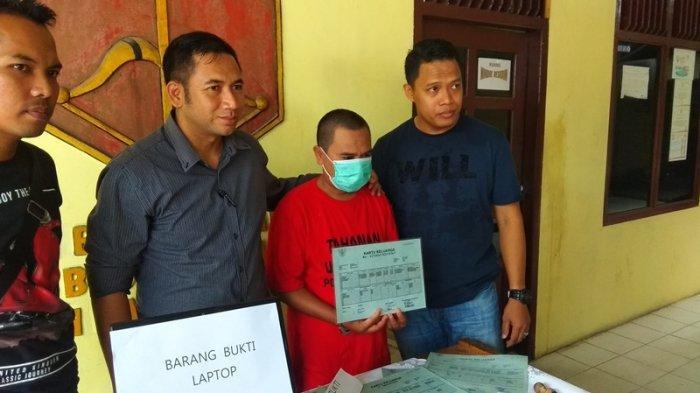 Pelaku Pemalsuan KTP di Kota Jambi Ditangkap, Berawal Dari Kecurigaan Dinas Dukcapil