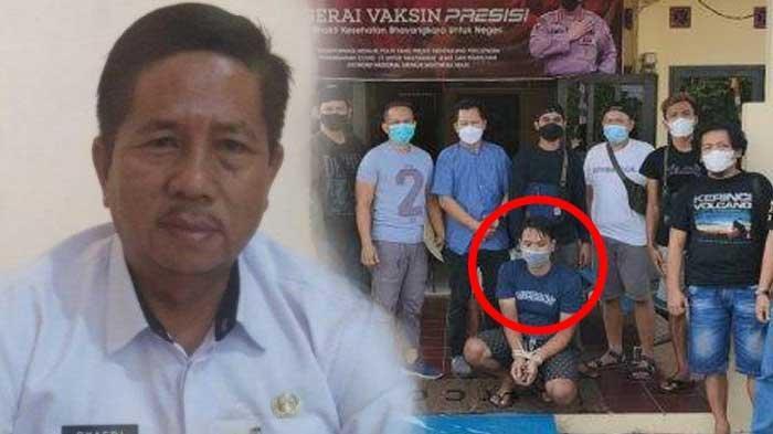 Plt Kepala BPBD Merangin Dibunuh Tukang Kebun Karena Dendam, Korban Dikenal Baik Kepada Pelaku