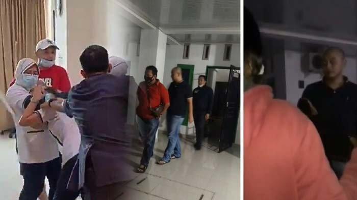 Pria Botak Penganiaya Perawat RS Siloam Christina Simatupang Ditangkap