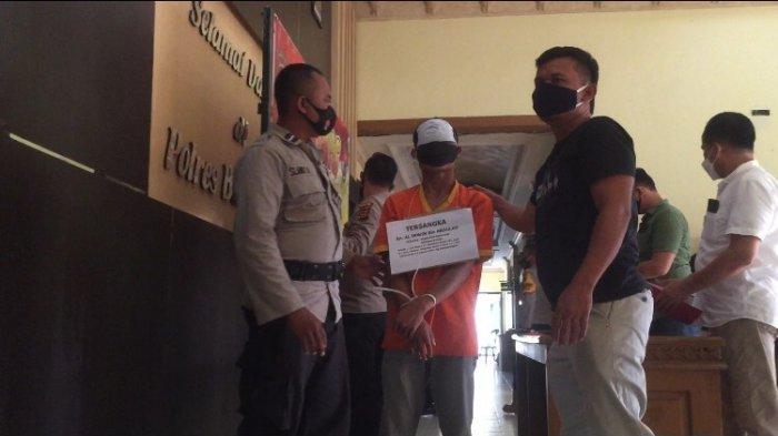 Pelaku pengeroyokan dan penganiayaan dua pemuda di Kelurahan Durian Luncuk RT 08 Kecamatan Batin XXIV ditangkap polisi.