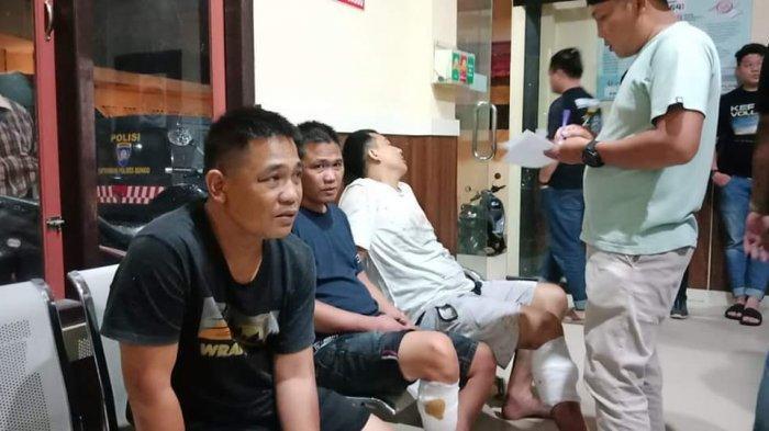 Perampok Keponakan Bos Pempek Selamat Ditembak, Juga Terlibat Perampokan Mantan Kades di Bungo