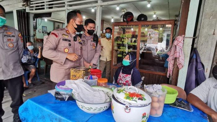 Kapolres Tanjung Jabung Barat Sosialisasikan Bantuan Presiden Untuk Usaha Mikro
