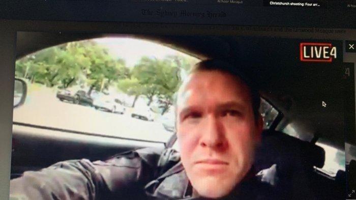 Brenton Tarrant Pembunuh 51 Jemaah di Masjid Selandia Baru Protes Kondisi Penjaranya