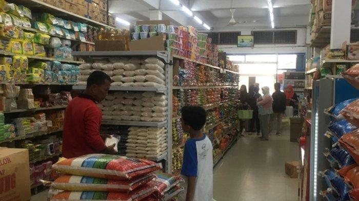 Tak Hanya Gula Pasir, Pembelian Beras dan Minyak Goreng di Swalayan di Kota Jambi juga Dibatasi
