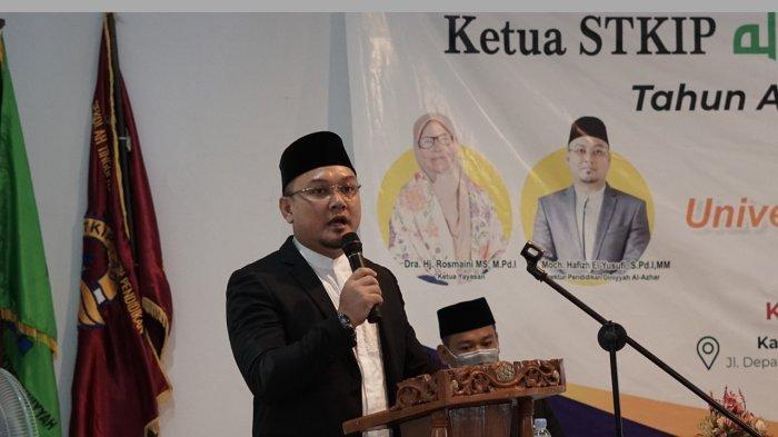Ketua STKIP Al-Azhar Diniyyah Periode 2021-2025 Dilantik