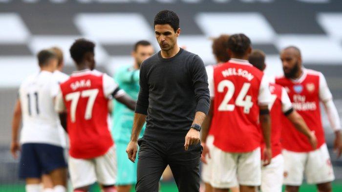 Jadwal Siaran Langsung Arsenal vs Norwich City, Arteta Berharap Ini Awal yang Baik Untuk The Gunners