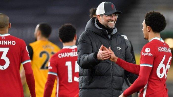KABAR Baik Bagi Liverpool, Trent Alexander-Arnold Diprediksi Main Melawan Watford di EPL