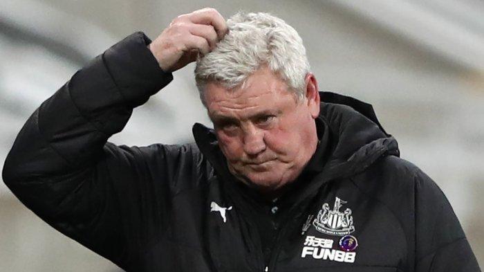 Pelatih Newcastle United, Steve Bruce
