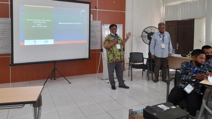 Pelatihan Kader Udara Bersih Indonesia Diikuti Puluhan Masyarakat Petani Provinsi Jambi dan Riau