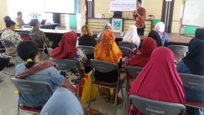 UMK Mitra Alfamart di Jambi, Warung Kecil Diajak Melek Manajemen Ritel & Teknologi Digital