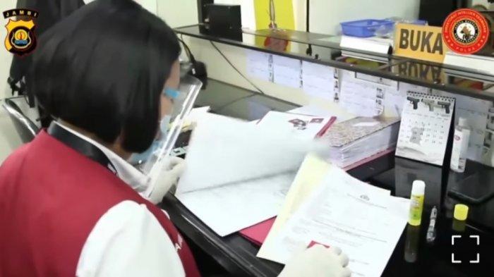 Resmi Polda Jambi Sudah Berlakukan Pengurusan SKCK Berbasis Online Bisa Diantar Via Kurir