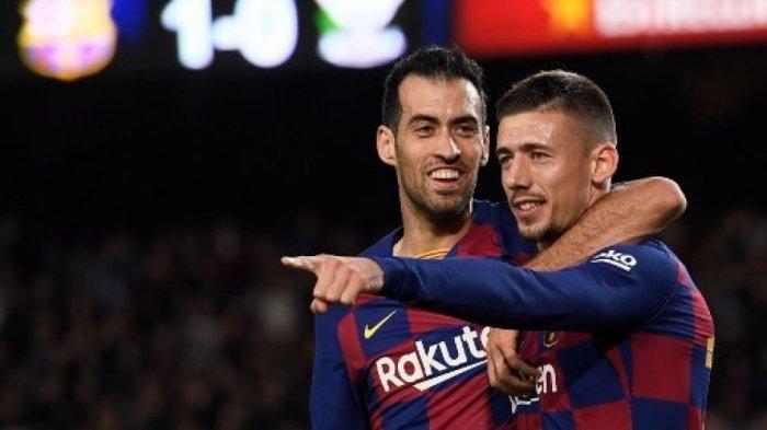 BEK Barcelona Clement Lenglet Diincar Newcastle Untuk Direkrut Pada Januari 2022