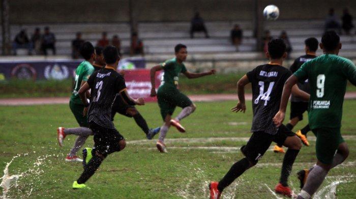Pemain Batanghari Sempat Kesulitan Bernapas, Terbaring di Tengah Lapangan Setelah Pertandingan