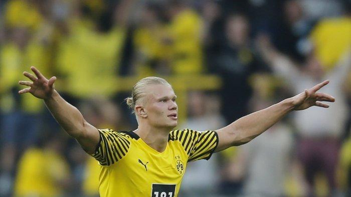 Orang Penting di Borussia Dortmund Sebut Haaland Tergoda Dengan Tawaran Real Madrid
