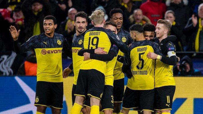 Mengapa Laga Borussia Dortmund vs Slavia Praha Bisa Dimenangkan Jadon Sancho Dkk? Ini Penyebabnya
