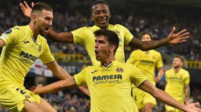 SIARAN LANGSUNG Villarreal vs Atalanta di Liga Champions, Kedua Tim Belum Pernah Bertemu