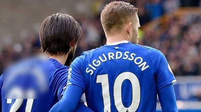 Pesepakbola Liga Inggris yang Ditangkap Mengarah Pada Gylfi Sigurdsson Pemain Everton