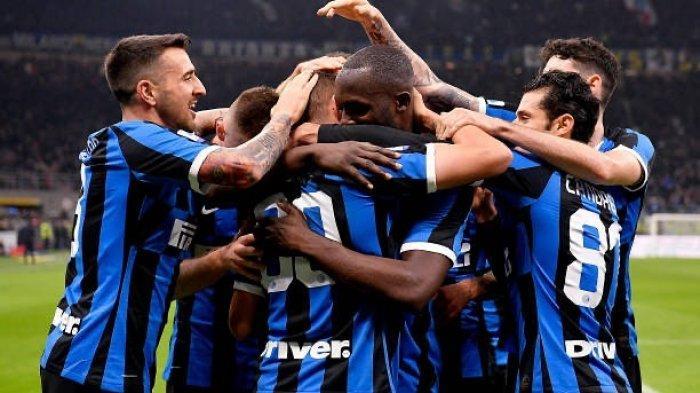 Hasil Liga Italia Malam Tadi, AC Milan Hancur Ditangan Inter Milan, Lukaku Raja Gol Kalahkan Ronaldo