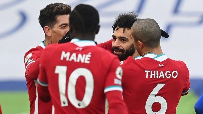 Cuplikan Gol Liverpool vs Crystal Palace di Liga Inggris Tadi Malam Skor Akhir 3-0