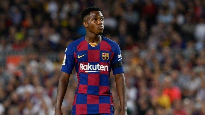 Jadwal Siaran Langsung Barcelona vs Levante, Pewaris Nomor Punggung Messi, Ansu Fati Siap Beraksi