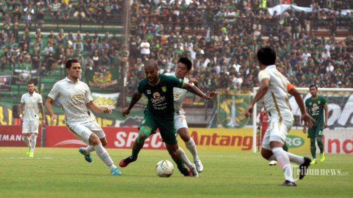 Taklukan Madura United 3-2, Persebaya Salip Persib Bandung di Klasemen Liga 1 2019!
