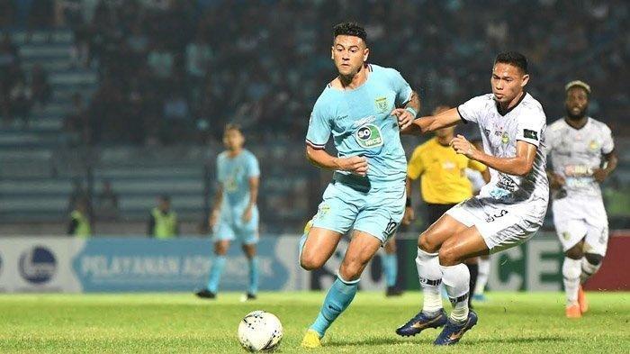 Kalah 0-2 Dari Persela Lamongan, Persib Gagal  5 Besar Liga 1 2019 Selisih 1 Poin Atas Persebaya