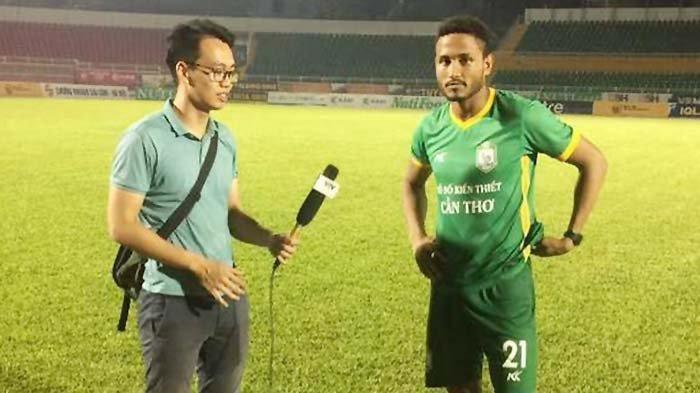 Pemain Persib Bandung Wander Luiz Berangkat dari Brazil ke Indonesia