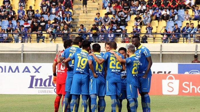 Liga 1 2019, Persib Bandung Pilih Realistis Berada Posisi 11 Klasemen Sementara, Incar Peringkat ni