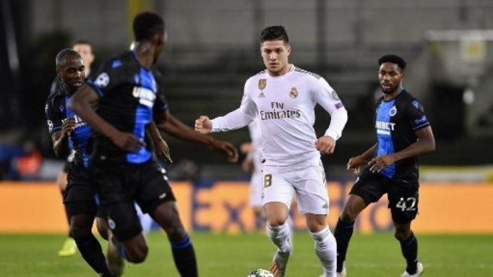 Inter Milan dan AC Milan Bersaing Dapatkan Luka Jovic dari Real Madrid