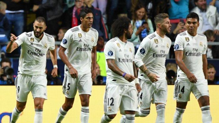 Gara-gara Atletico Madrid, Real Madrid Gagal Awali Musim dengan Gelar