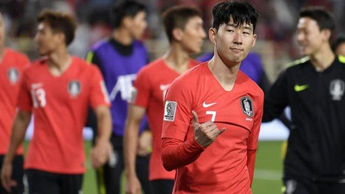 SEDANG TAYANG! Iran vs Korea Selatan di Kualifikasi Piala Dunia 2022, Bintang Liga Inggris Main