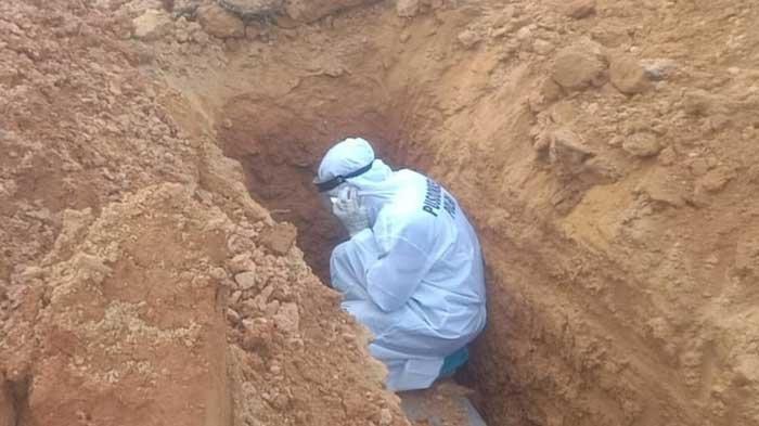 Nasib Miris Relawan Pemakaman Jenazah Covid, Gaji Belum Dibayar Setengah Tahun