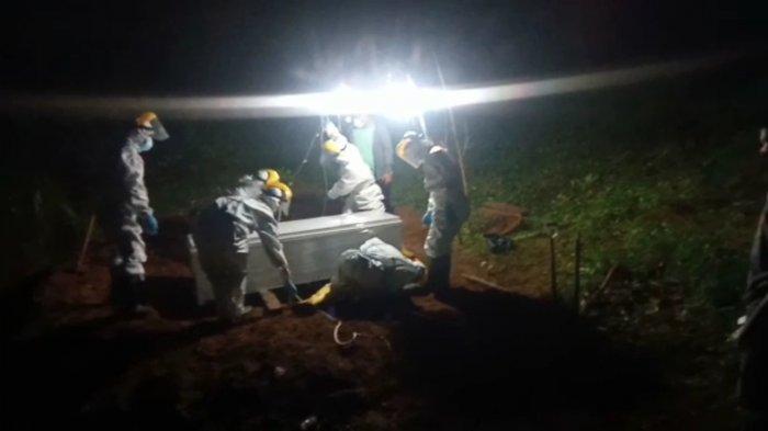 Seorang Pasien Covid-19 di Tebo Meninggal, Pemakaman Tanpa Penolakan Masyarakat