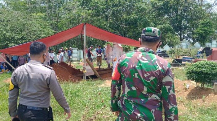 Kasus Meninggal Covid-19 di Provinsi Jambi Jadi 63 Orang