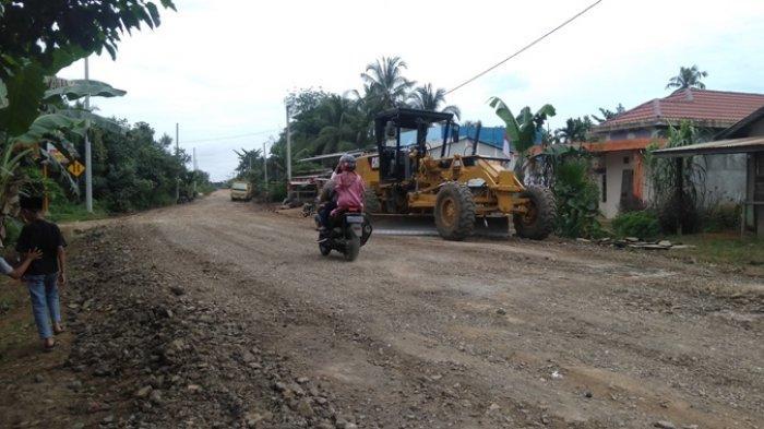 Perbaikan Jalan di Tanjabtim Belum Dilakukan, Dinas PUPR Sebut Tunggu Proses Lelang