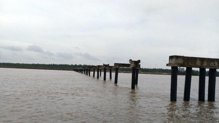 Nasib Pembangunan Pelabuhan Ujung Jabung Melambat Akibat Pandemi Covid-19