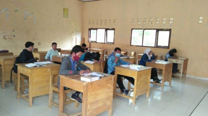Evaluasi Hari Keempat Pembelajaran Tatap Muka di Bungo