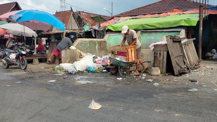 Sampah di Sarolangun Meningkat Selama Pandemi, 7 Armada Tak Cukup