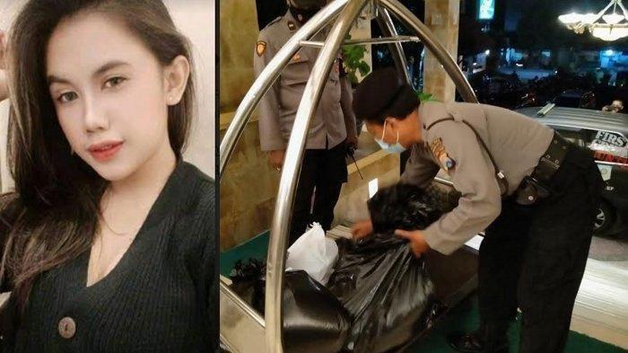 Gadis Cantik Asal Bandung Dibunuh Dalam Waktu 30 Menit, Pelaku Terekam CCTV Hotel di Kediri