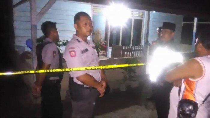 'Tragedi Maut' Linggis Menancap di Dada Putra, Terbakar Cemburu Asmara dan Tuduhan Selingkuh