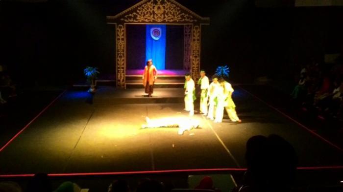 Semarakkan Ramadan 1440 H, Teater Tonggak di Jambi Gelar