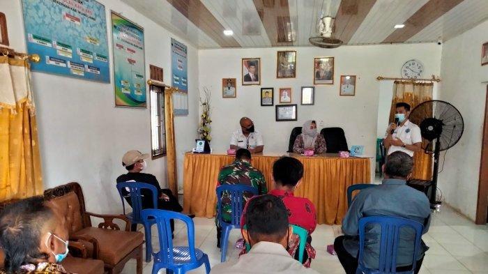 Upaya Penyembuhan Pecandu Narkoba, Pemerintah Desa Pulau Kayu Aro Ajak Rehab ke BNN Jambi