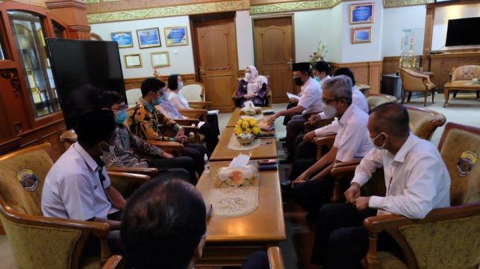 Pasca Laporan LKPD, Pemerintah Kabupaten Muarojambi Kembali Terima Kunjungan Tim Pemeriksaan BPK