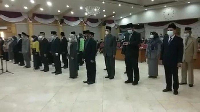 Pemerintah Kabupaten Tanjab Barat Kembali Rotasi Pejabat Eselon III dan IV