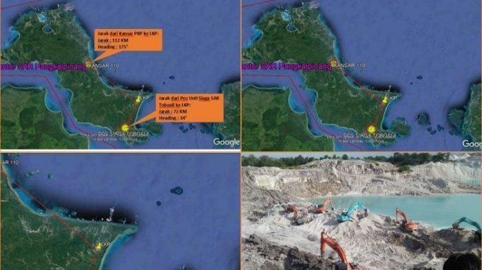 6 Pekerja Tambang Timah di Bangka Belitung Ditemukan Tewas Tertimbun Longsor