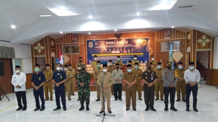 Gugus Tugas Covid-19 Kerinci Informasikan Mengenai Aturan Mudik, Dalam Provinsi Diperbolehkan