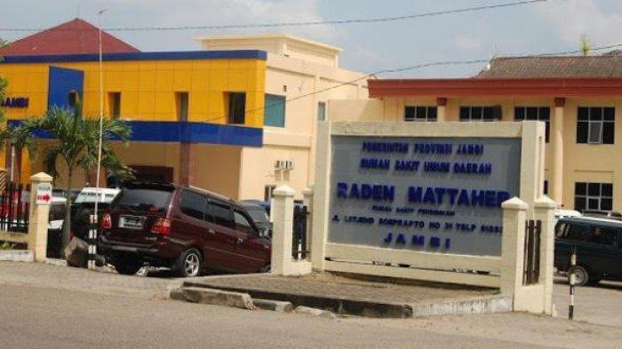 RSUD Raden Mattaher Jambi, Kekurangan Dokter Spesialis, Khusus Spesialis Bedah Toraks tak Ada