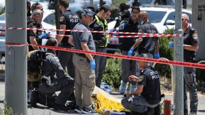 Kondisi Masjid Al Aqsa Masih Mencekam, Warga Palestina Balas Tikam Tentara Israel dari Belakang