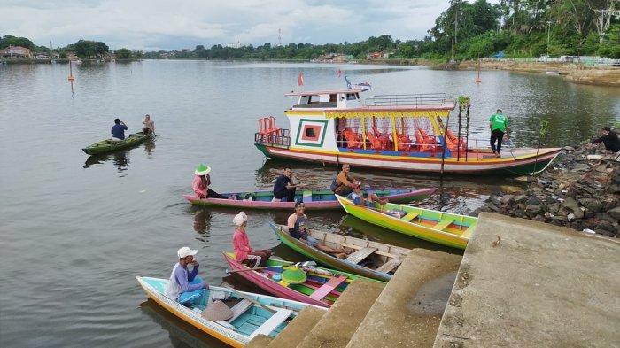BWSS VI Jambi Lanjutkan Revitalisasi Danau Sipin, Bangun Bronjong Sepanjang 600 Meter