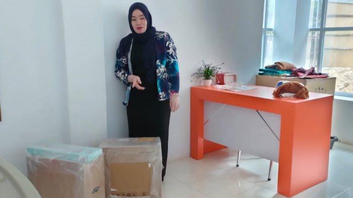 Sampel Masih Dikirim ke Jambi, Alat PCR dari Gubernur Jambi Masih Dalam Kardus